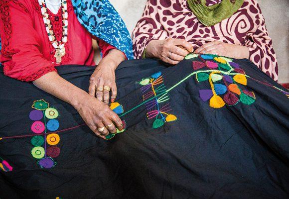 L'ART DES FEMMES DE ZAGORA