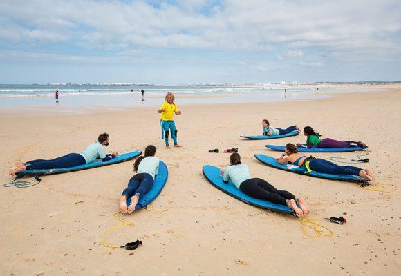ENTREPRISES MAROCAINES DE SURF TOURISTIQUE