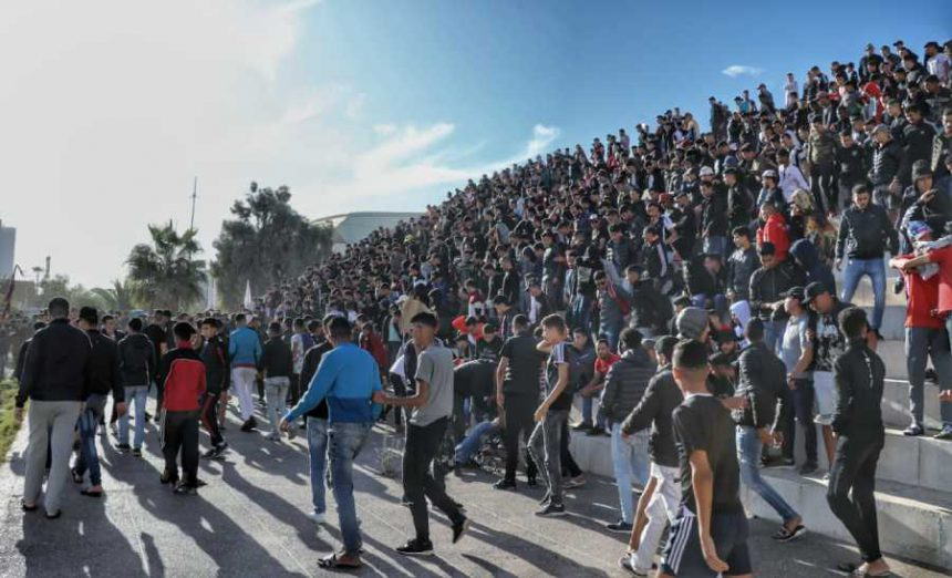 COUP DE THÉÂTRE DANS LE FOOTBALL GADIRI