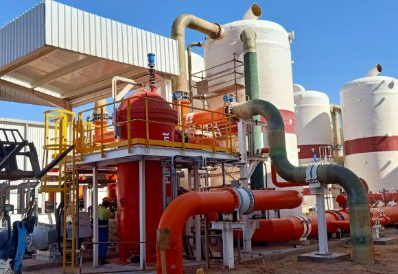 Agadir, l'eau dessalée à partir d'avril 2021