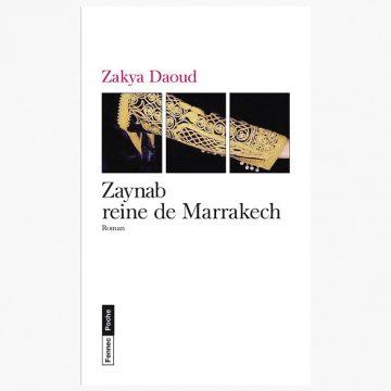 Zaynab, reine de Marrakech
