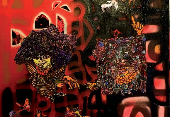 L'orientalisme revisité de l'Artiste OggO