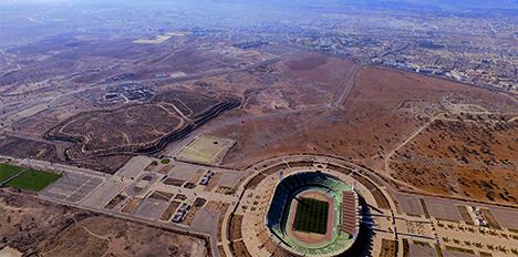 Le nouveau pôle urbain d'Agadir