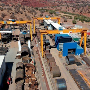 Énergie électrique : la STEP Abdelmoumen livrée en 2023